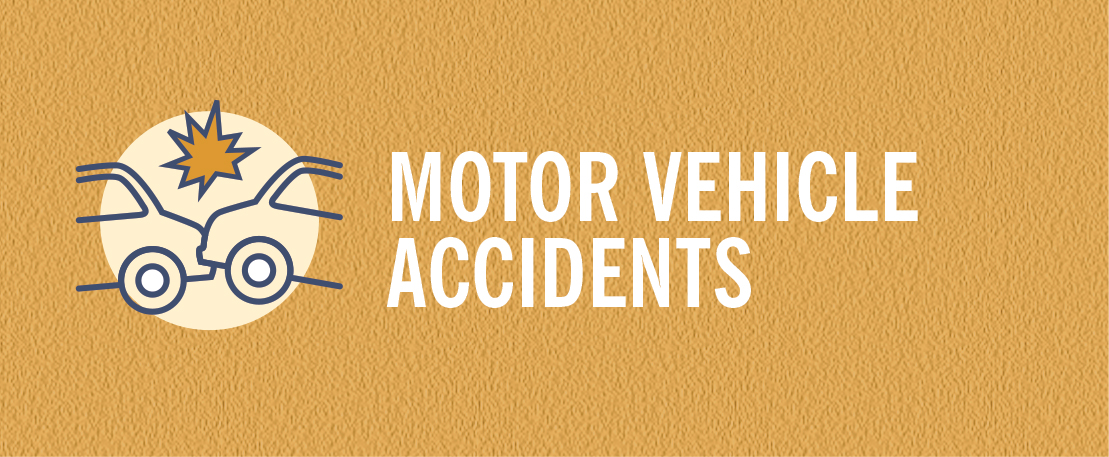 Motor Vehicle Accident hotlink