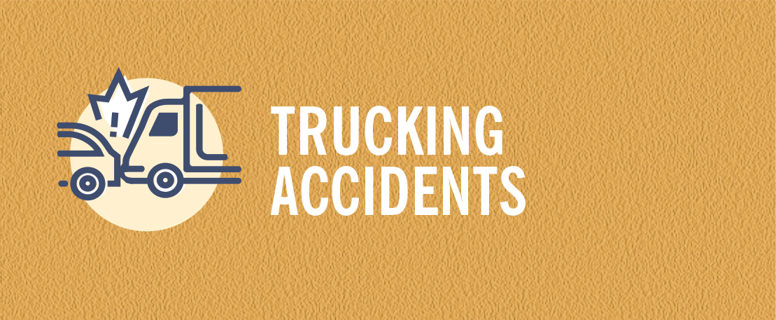 Trucking Accident hotlink