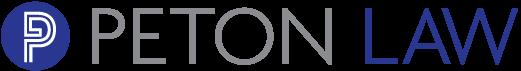 Peton Law logo